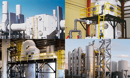 Wet Scrubbers for Air Pollution Control – Wet Gas Scrubber Systems